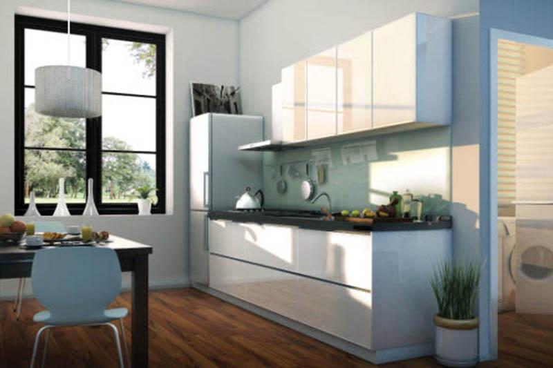 modern aluminium kitchen cabinet malaysia